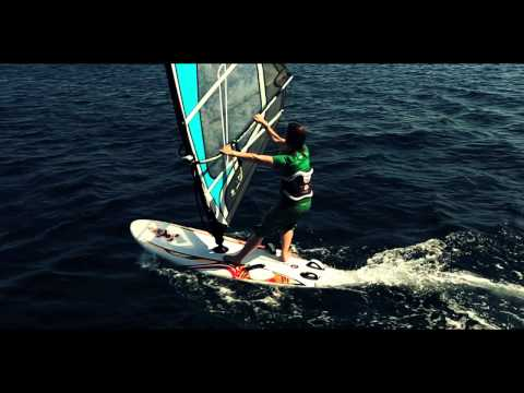 Intermediate Windsurfing-  Non Planing Carve Gybe