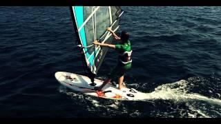 Intermediate Windsurfing-  Non Planing Carve Gybe