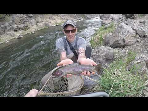 Steamboat Springs, Colorado - Fly Fishing - May 2019