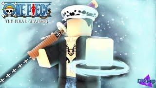 One Piece Final Chapter Smoke Smoke Devil Fruit Showcase | Roblox|