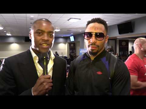 "Andre Ward on KNOCKOUT WIN! Sergey Kovalev ""MENTALLY WEAK, SHOW SOME CLASS!"""