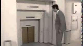 Прикол Японский Лифт   Japanese elevator prank