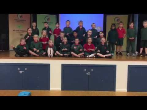 Water cycle song room 21 Oaklands