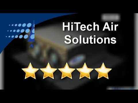 HiTech Air Solutions Terrific 5 Star Review by Heather P.