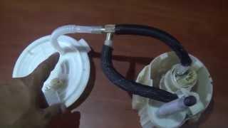 Переоснастка топливного фильтра Опель Астра (временная полумера)