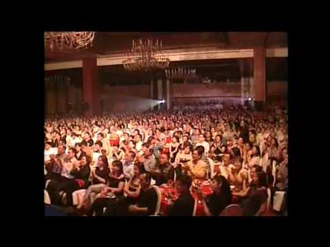 Cascades Live in Manila (medley) 2005