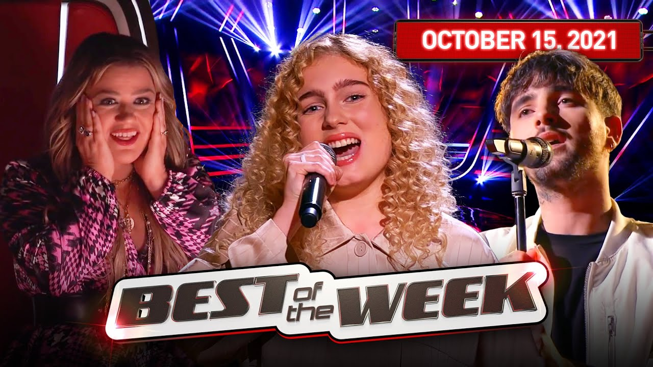 The best performances this week on The Voice   HIGHLIGHTS   15-10-2021