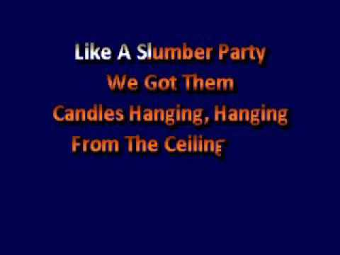 Slumber Party karaoke