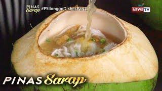 """Pinas Sarap: Batchoy at pancit molo, """"Pinas Sarap"""" ng buko?"""