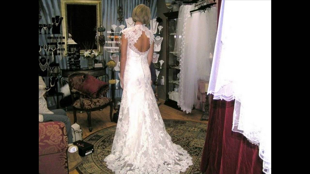 Adding A Bustle To A Wedding Dress