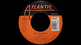INXS ~ Need You Tonight/Mediate 1987 Extended Meow Mix