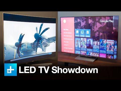 Sony X930D VS Samsung KS 9500 - Edge Lit LED TV Showdown