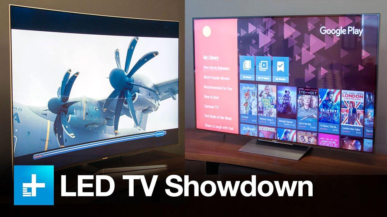 sony x930d vs samsung ks 9500 edge lit led tv showdown youtube. Black Bedroom Furniture Sets. Home Design Ideas