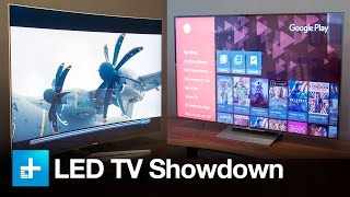 Sony X930D VS Samsung KS 9500 - Edge Lit LED TV Showdown