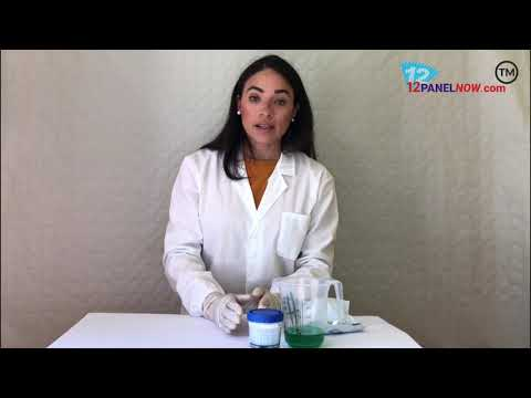 How to use our 12 Panel Drug Testing Cup - 12 Panel Now