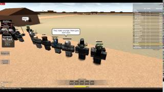 Republic of Texas. ROBLOX