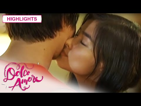 Dolce Amore: Good night kiss