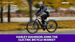 Harley-Davidson joins the electric bicycle market