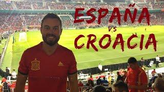 ESPAÑA 6 - 0 CROACIA VLOG