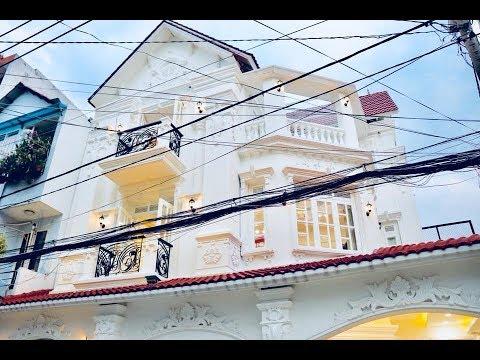 Bán nhà Gò Vấp. 12 x 12m Bán Vila biệt thự Góc 2 MT phong cách ROMA nội thất khũng tại quận Gò Vấp