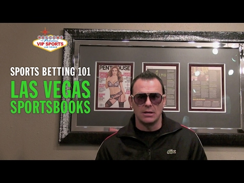 Sports Betting 101 with Steve Stevens - Las Vegas Sportsbooks
