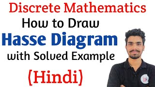Hasse Diagram and Posets in Discrete Mathematics in Hindi with Example|Discrete Mathematics Lectures