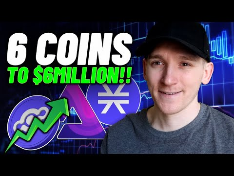 Top 6 Altcoins 2021 They Wish You Didn't Know About!!
