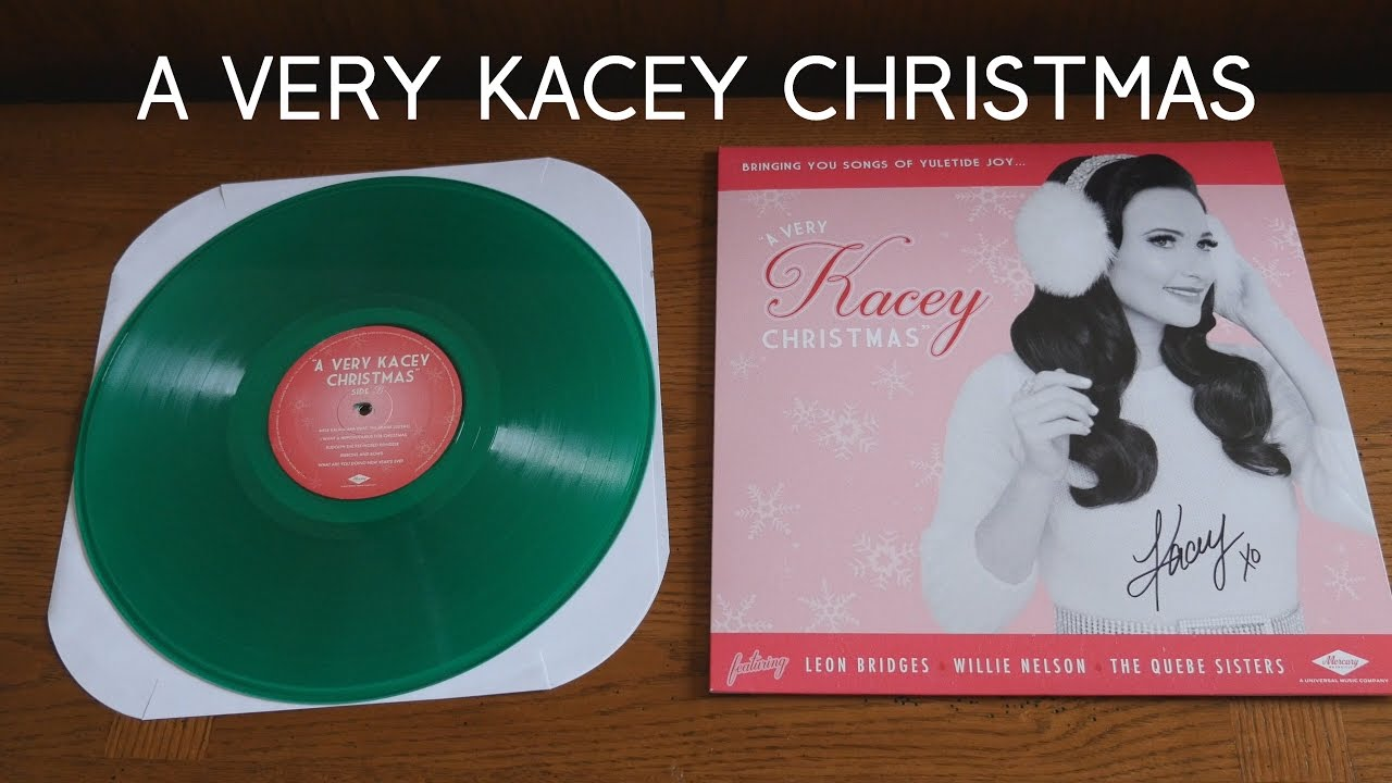 Unboxing A VERY KACEY CHRISTMAS - Amazon Exclusive Autographed ...