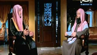الشيخ صالح المغامسي  ضيفا على الشيخ نبيل العوضي  في برنامج ـــ  زوايا ـــ