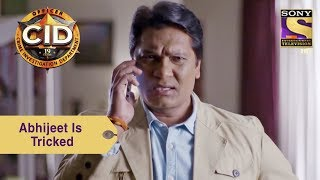 Your Favorite Character | Abhijeet Is Tricked | CID