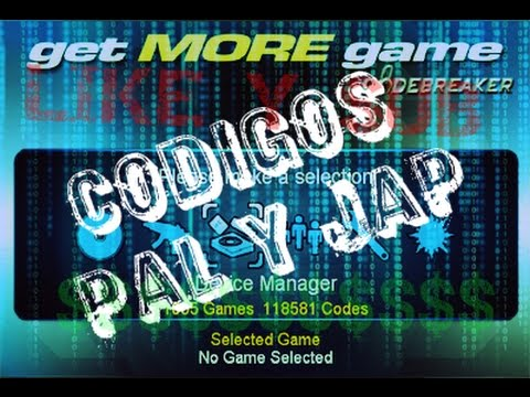 how to add cheats to codebreaker ps2