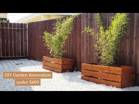 DIY Easy Landscaping Idea