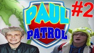 THE LOGAN PAUL INTERVIEW | Paul Patrol #2