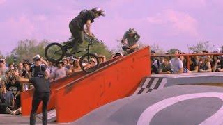 BMX - Texas Toast 2014 Street Finals + More