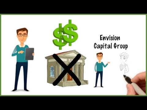 Envision Capital   Custom Financing Solutions for Specialty