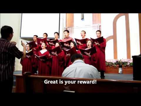Faithful Servants by CUMC Choir