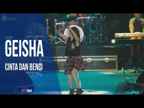 GEISHA - Cinta Dan Benci [ JEMBER ]