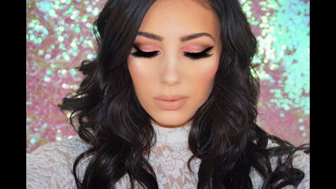 ♥ Makeup Addiction Flaming Love Palette Makeup Tutorial   Victoria Lyn Beauty
