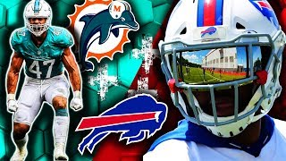 Condensed Game: BUF Bills @ MIA Dolphins 🁢 Week 17 🁢 No Music Just Highlights