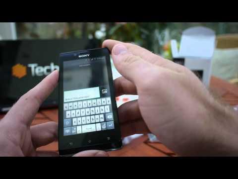 Sony Xperia J im ausführlichen Test [Deutsch]