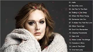 Lagu Terbaik Adele Sepanjang Masa  -Top Lagu Barat Hits