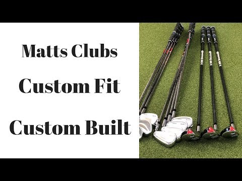 Matts build and results, Custom golf clubs - Ruclip