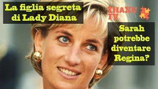 La figlia segreta di Lady Diana nata in vitro dopo test genetico voluto dalla regina