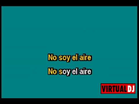 KARAOKE - CONCIENCIA - YouTube