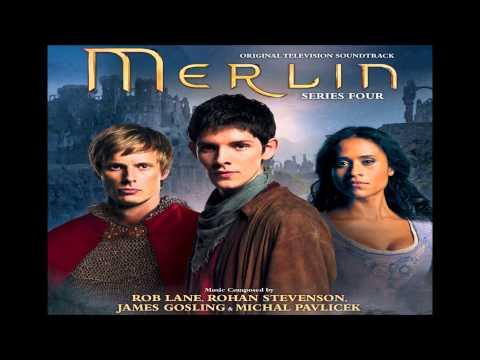 "Merlin 4 Soundtrack ""The Burial"" 04"