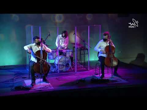 The CELLO Boys -  Fear Of The Dark vs  New World Symphony (Iron Maiden/Antonín Dvořák) live