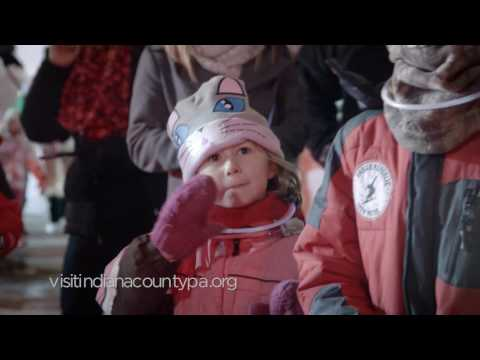 ICTB 60 Second TV Spot of Tourism In Indiana County