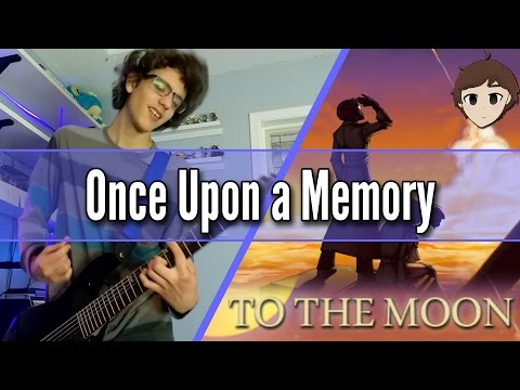 Once Upon a Memory - To the Moon || Acoustic/Rock Cover by Christian Richardson (ft. AHmusic)