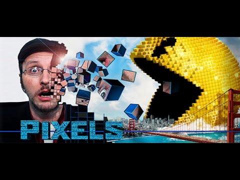 Nostalgia Critic: Pixels