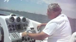 Super fast boat Donzi 35